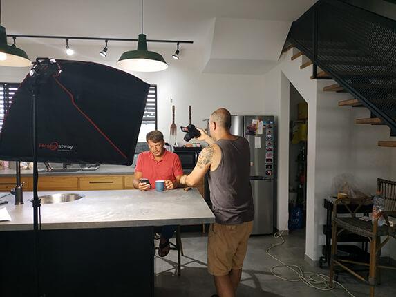 הפקת וידאו מקצועי | גושפנקה הפקות