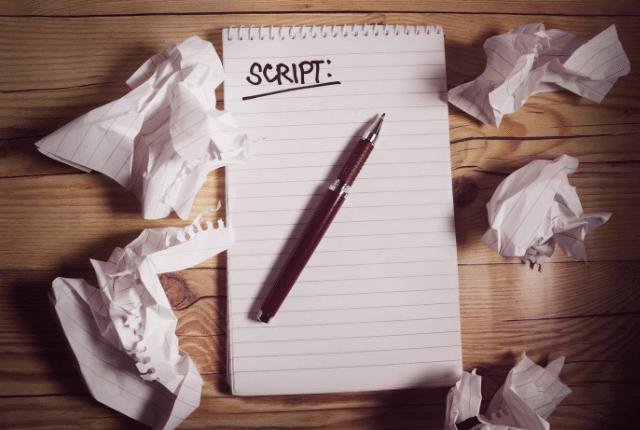 כתיבת מבנה תסריט